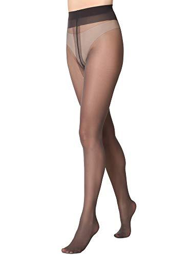Merry Style Collant Donna 20 DEN MSFI018 (Steel, L (Taglia Produttore: 4))
