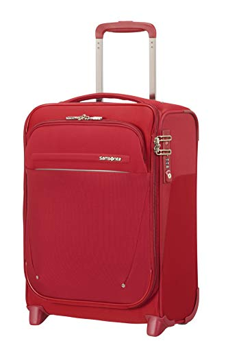 SAMSONITE B-Lite Icon - Upright with USB port Bagaglio a mano 45 centimeters 28 Rosso (Red)