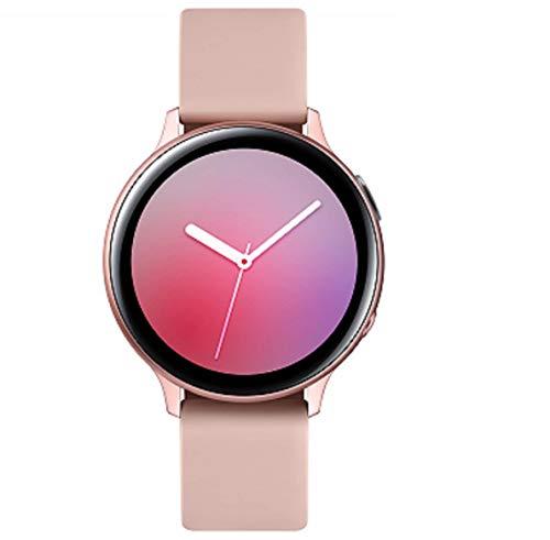 Samsung Galaxy Watch Active2 SM-R830 - Smartwatch Bluetooth, Oro Rosa, 40 mm