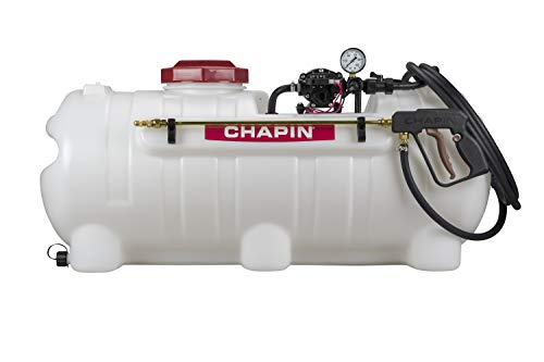 Chapin International 97500N Chapin 97500 25-Gallon, 12-Volt EZ Mount Dripless Deluxe Sprayer