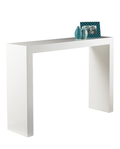 Sunpan Ikon Console Tables, White