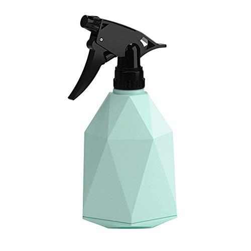 LVYIMAO Wassersprühflasche, 600 ml, geometrisches Design, leere Sprühflasche, Kunststoff, Bewässerung der Blumen für Salonpflanzen