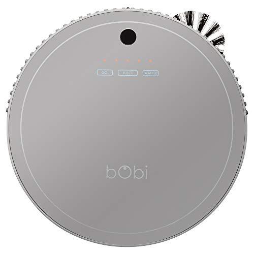 bObsweep bObi Pet Robotic Vacuum Cleaner, Silver