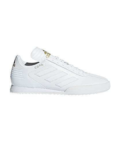 adidas Copa Super, Men's Footbal Shoes, White (Ftwwht/Ftwwht/Goldmt 000), 9 UK (43 1/3 EU)