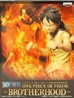 Japan lottery One Piece DX Figure Brotherhood ONE Piece Luffy Single Item Prize Banpresto