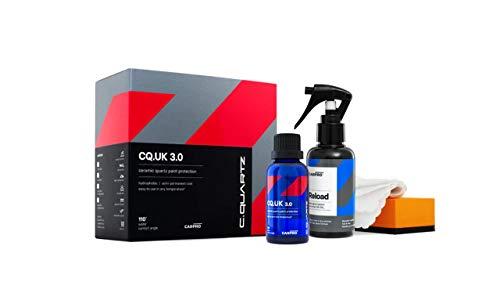 CarPro CQuartz UK 30 ml Kit w/ Reload Model: CP-10CQK30K Car/Vehicle Accessories/Parts