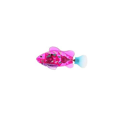 NaiCasy Juguete de plástico pez Robot Pescados de la natación con Pilas...