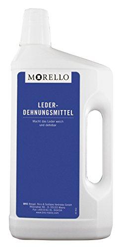 Morello Leder Dehnungsmittel 1L - macht das Leder weich und Dehnbar