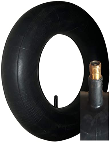 [OKAO]⭐ Chambre à air 4.80/4.00-8 pour pneu de brouette, remorque, tracteur tondeuse,diable…Charge jusqu'à 120 kg par pneus. Valve TR13 solide adaptée pour pompes à vélos et gonfleur de pneus voiture.