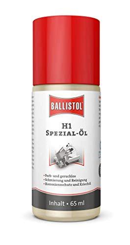 Ballistol Technische Produkte H1 ÖL, 65 ml, 25319