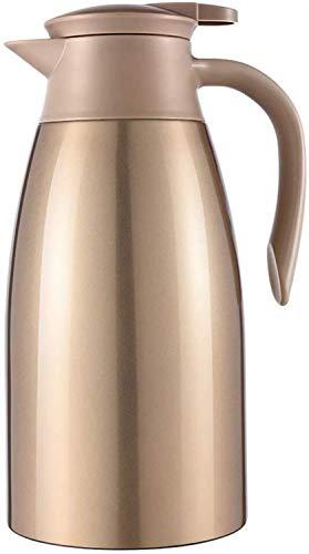 - 304 roestvrij stalen thermosfles naar huis isolatie pan met grote capaciteit -2L koffiepot ketel isolatie 2L A