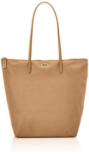 Lacoste Vertikale Toast-Handtasche für Damen, einfarbig
