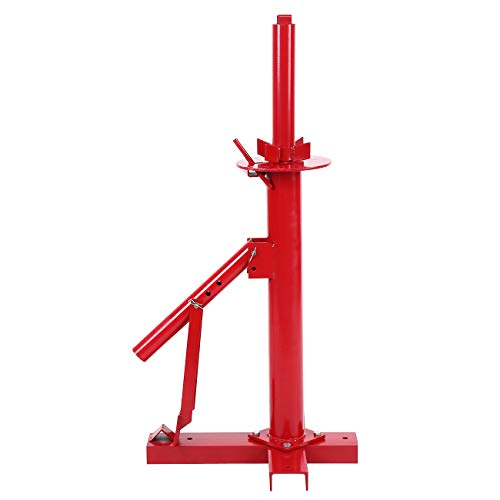 Honhill Desmontadora de Neumaticos Manual para 15'' a 21'' Neumático Cambiador de Neumaticos