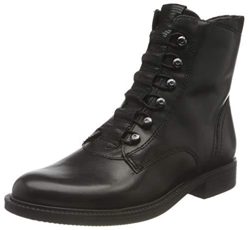 Tamaris Damen 1-1-25391-25 Stiefelette, schwarz, 39 EU