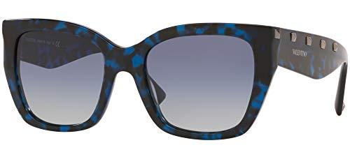 Valentino Gafas de sol VA4048 50314L Gafas de sol Mujer color Azul azul tamaño de lente 53 mm