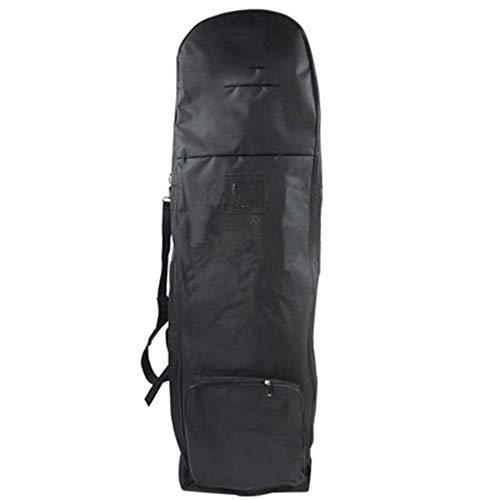 ZXCV Tragbare Golf Luftfahrt Rolle Tasche, Golftasche mit Rollen, wasserdichter Klapp Doppel-Reißverschluss, einfach das Flugzeug for die Reise zu ziehen JCY