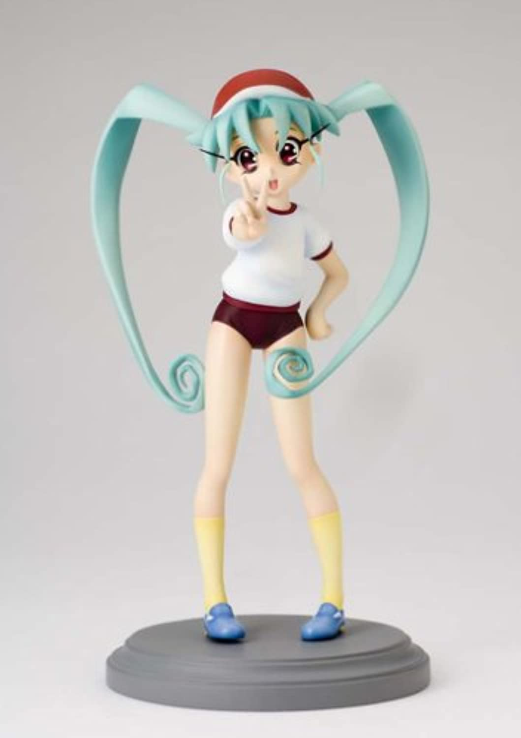 Magical Girl Club Sasami PVC Figure w  Changeable Top (japan import)