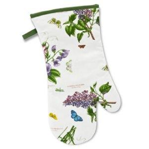 Portmeirion - Manopla o guantelete para horno de jardín botánico