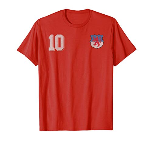 Luxemburg or Luxembourg Fußball or Football Soccer Trikot T-Shirt