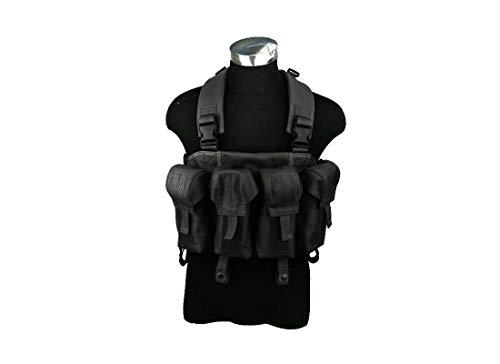PANTAC - VT-S036-AT-A AK Chest Rig, A-TACS AU