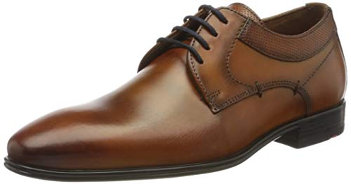 LLOYD Herren Madison Derbys, Braun (Cognac 2), 44 EU