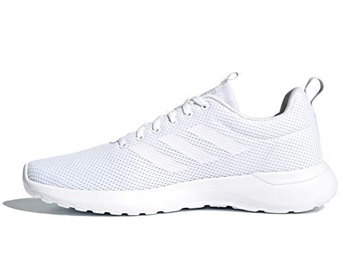 Adidas Lite Racer Cln Zapatillas De Fitness Para Hombre, Color Blanco, Talla 44 2/3 Eu