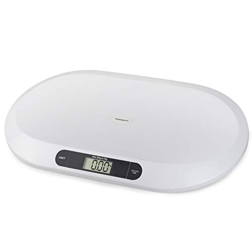 Topcom WG-2490 - Báscula para bebé, color Blanco