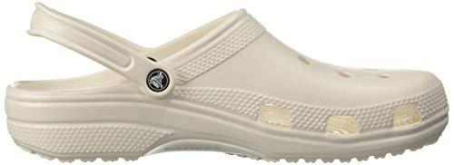 Crocs Unisex Classic Clogs, White, 11 UK(46/47 EU)