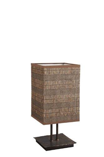 Massive Tischleuchte Agricola Table Lamp rost 1X60W 230V rost