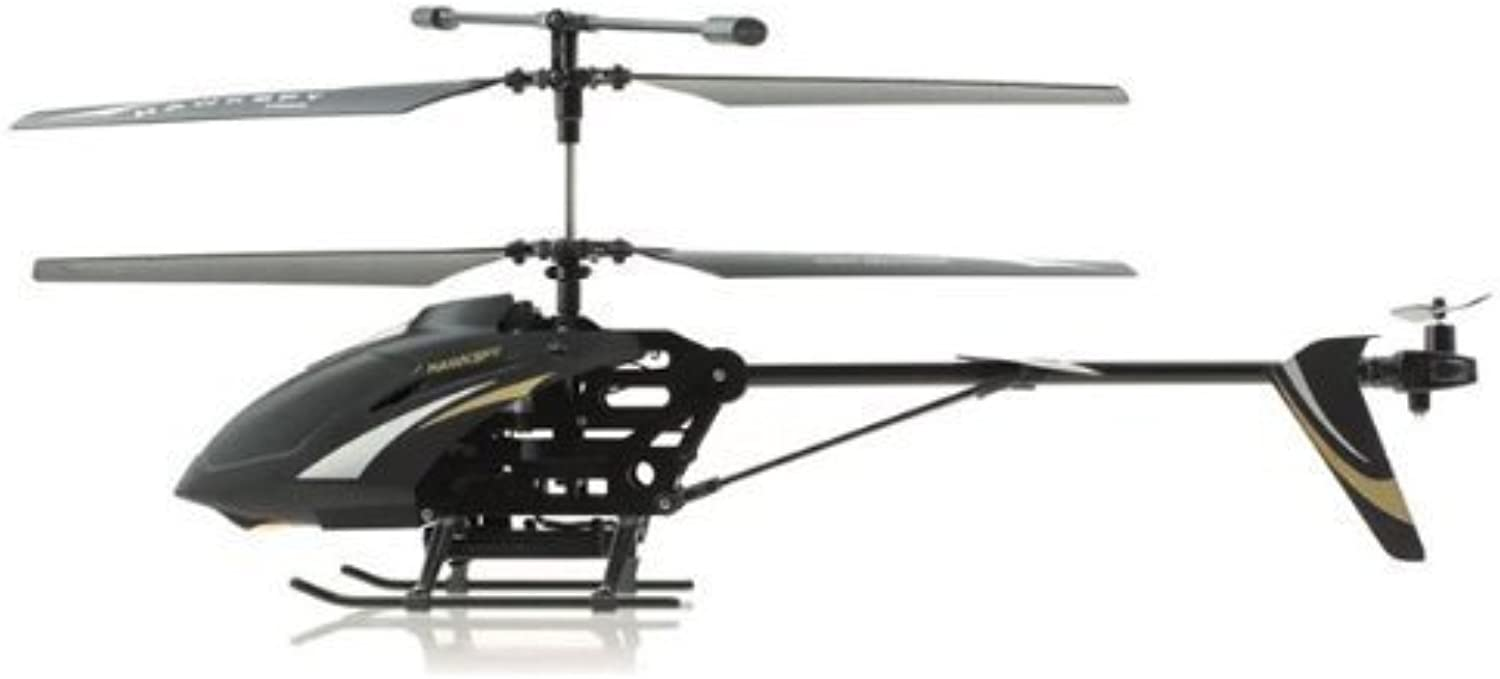 Black Egofly Hawkspy LT-712 RC Helicopter with Built-in Camera and a FREE Micro 1GB SD card  by Egofly