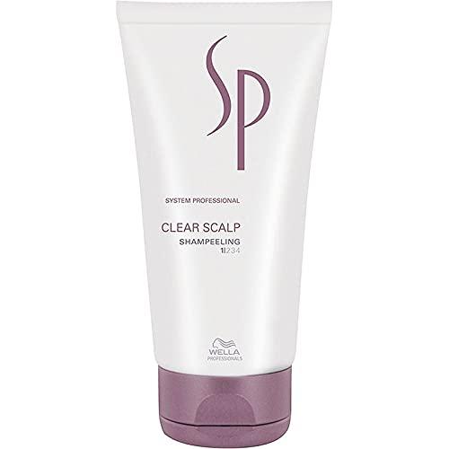 Wella Sp Sp Clear Scalp Shampeeling 150 ml