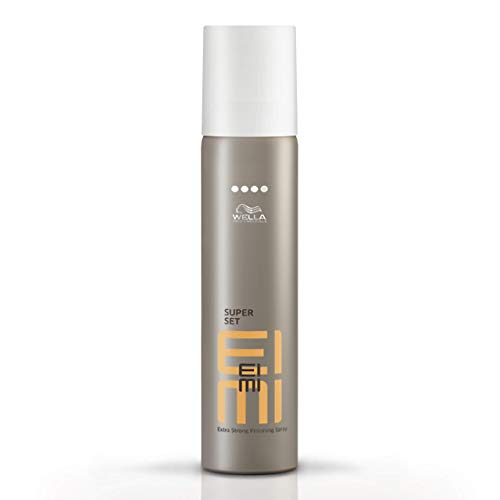 Wella EIMI Super Set – Besonders starkes Finishing Spray – 1 x 75 ml