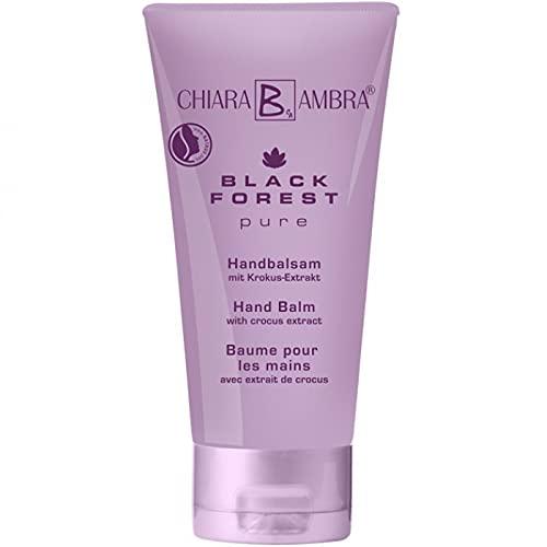 Chiara Ambra Black Forest pure Handbalsam, 1er Pack (1 x 50 ml)