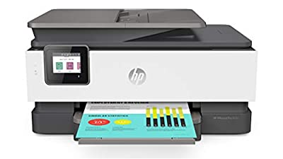 HP OfficeJet Pro 8035 All-in-One Wireless Printer from
