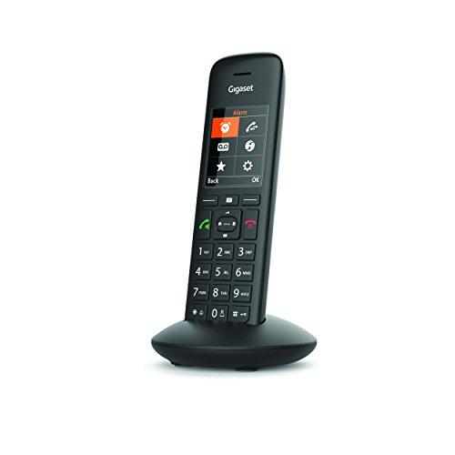 Téléphone Fixe sans Fil Gigaset C570HX Combiné Supplémentaire Noir