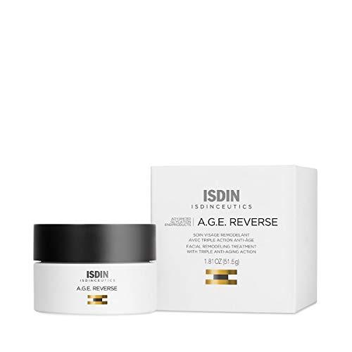 ISDIN Isdinceutics A.G.E. Reverse | Anti-Aging-Gesichtspflege mit Dreifach-Effekt 1 x 50 ml