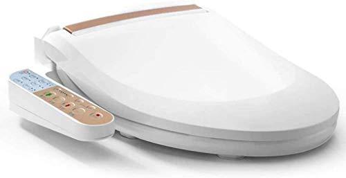 Tapa de Inodoro bidé Inteligente con SPA Masaje, Calefacción instantánea automático de...