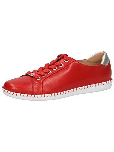 CAPRICE Damen Sneaker 9-9-23655-24 525 G-Weite Größe: 38 EU