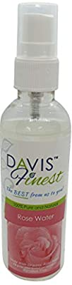 Davis Finest Rose Water