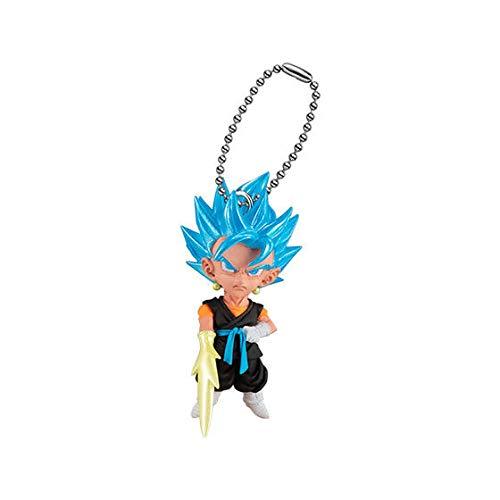 Dragon Ball Super UDM Ultimate Deformed Mascot Burst 41 [1. Super Saiyan God Super Saiyan Vegetto: Xeno] (Single Item)