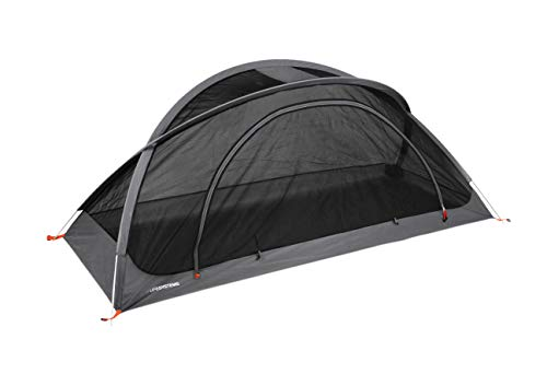 Lifesystems Unisex's Expedition GeoNet Freestanding Mosquito Net, Black, One Size