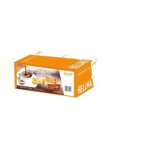 HELLMA Feines Geb‰ck 3er Mix, einzeln verpackt, im Karton VE = 1