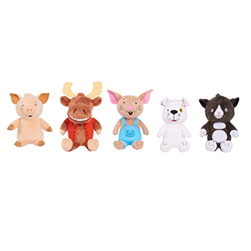 If You Give a Mouse a Cookie Bean Plush Collector's Set, 5 Pieces - Amazon Exclusive