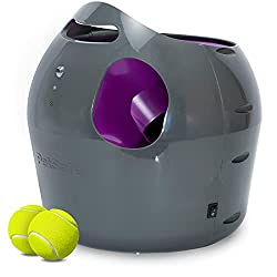 PetSafe Automatic Ball Launcher Dog Toy, Tennis Ball Throwing Machine for Dogs