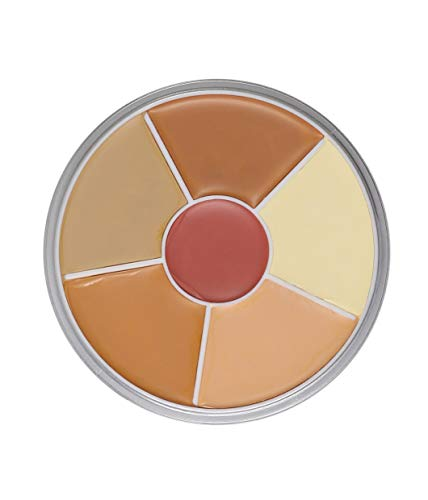 Kryolan Concealer Circle 9086 Color: NR 2 Makeup by Kryolan