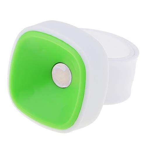 SDENSHI Cuenco Magnético del Sostenedor del Pin de La Muñeca para La Costura del Sastre - Verde, Individual