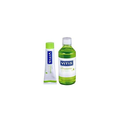 Vitis Orthodontic Pasta Dentífrica - 100 ml