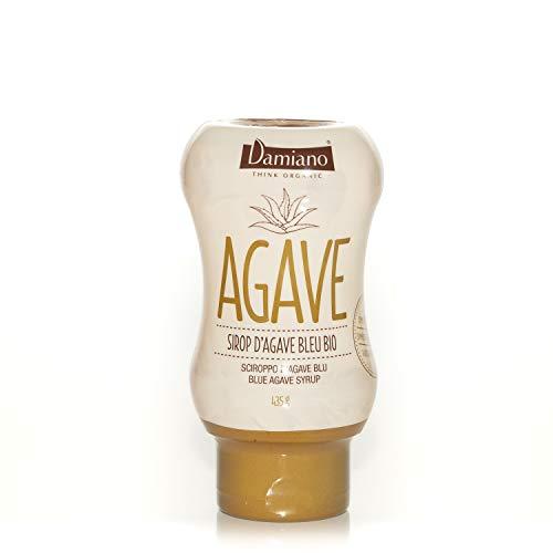Sciroppo d'Agave 100% Biologico, Vegan Friendly - Bottiglia da 435g