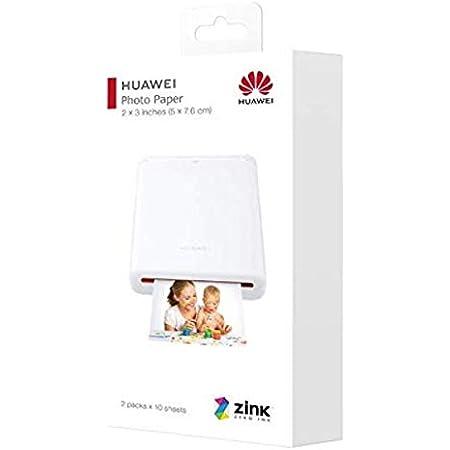 Druckerpapier Cv80 Für Huawei Fotodrucker Weiß Elektronik
