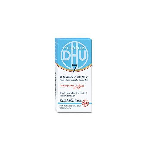 DHU Schüßler-Salz Nr. 7 Magnesium phosphoricum D 12 Streukügelchen, 10 g Globuli